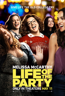 Life of the Party review