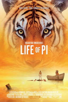 "Ang Lee's ""Life of Pi"" (2012)"