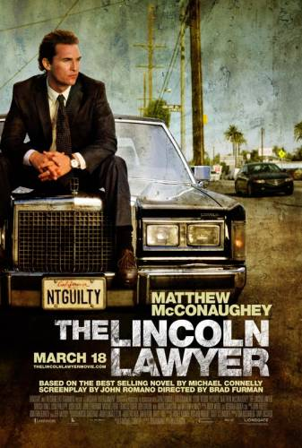 Poster for Lincoln Laywer (2011)