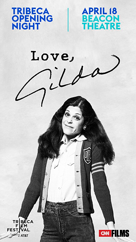 Love, Gilda movie review