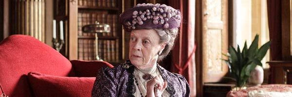 "Maggie Smith in ""Downton Abbey"""