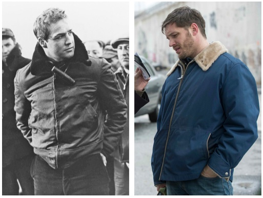 Tom Hardy is the new Marlon Brando