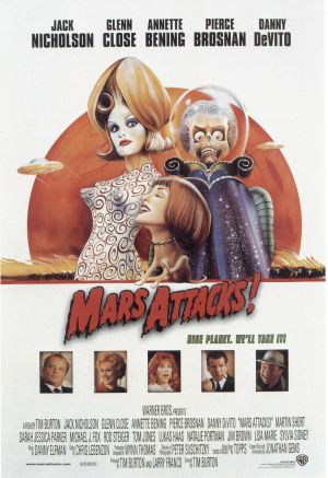 """Mars Attacks"" (1996)"