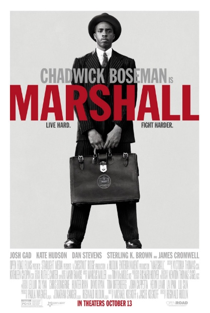 Marshall movie review