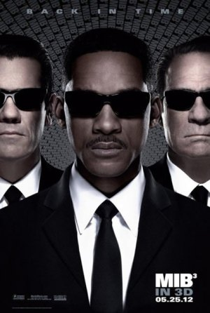 "poster for ""Men in Black 3"""