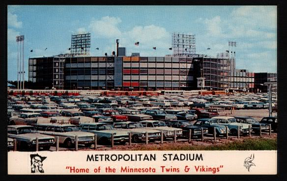 Met Stadium, Bloomington, Minn.