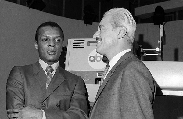 Marvin Miller and Curt Flood, testing the reserve clause