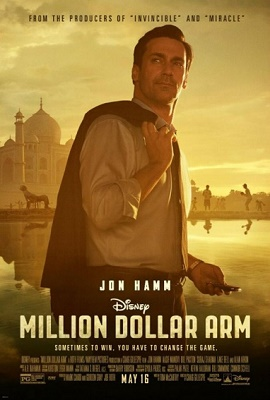 Million Dollar Arm with Jon Hamm