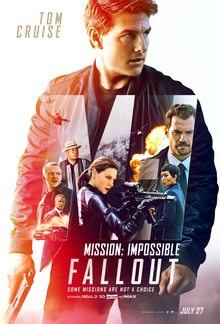 Mission Impossible Fallout review bored