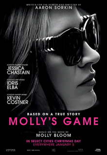 Molly's Game movie review: mansplaining