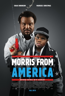 Morris from America movie review