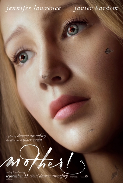 review of Darren Aronofsky's Mother!
