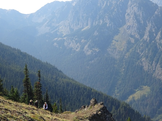 Mount Townsend 2014