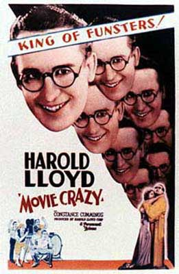 Movie Crazy with Harold Lloyd