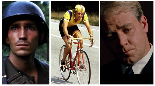 My Top 10 American movies: Thin Red Line, Breaking Away, The Insider