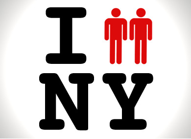 Gay marriage in NY