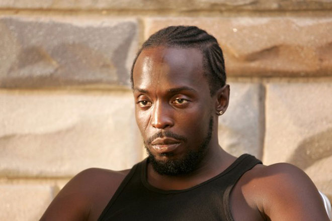 Omar Little in the Wire: Spider-Man?