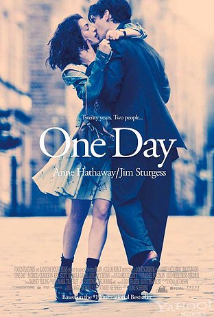 "poster for ""One Day"" (2011)"