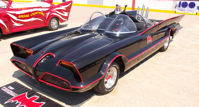 The original 1966 Batmobile