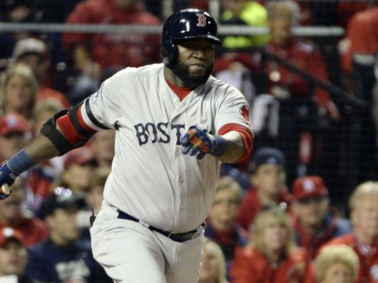 David Ortiz, Game 5 of the 2013 World Series