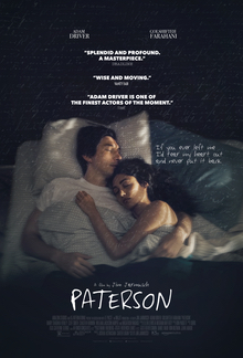 Paterson film review Jim Jarmusch