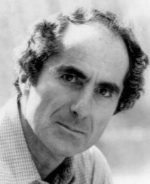 headshot of Philip Roth