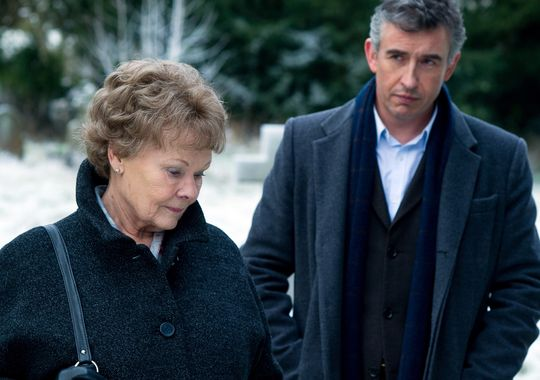 Philomena, starring Judi Dench and Steve Coogan