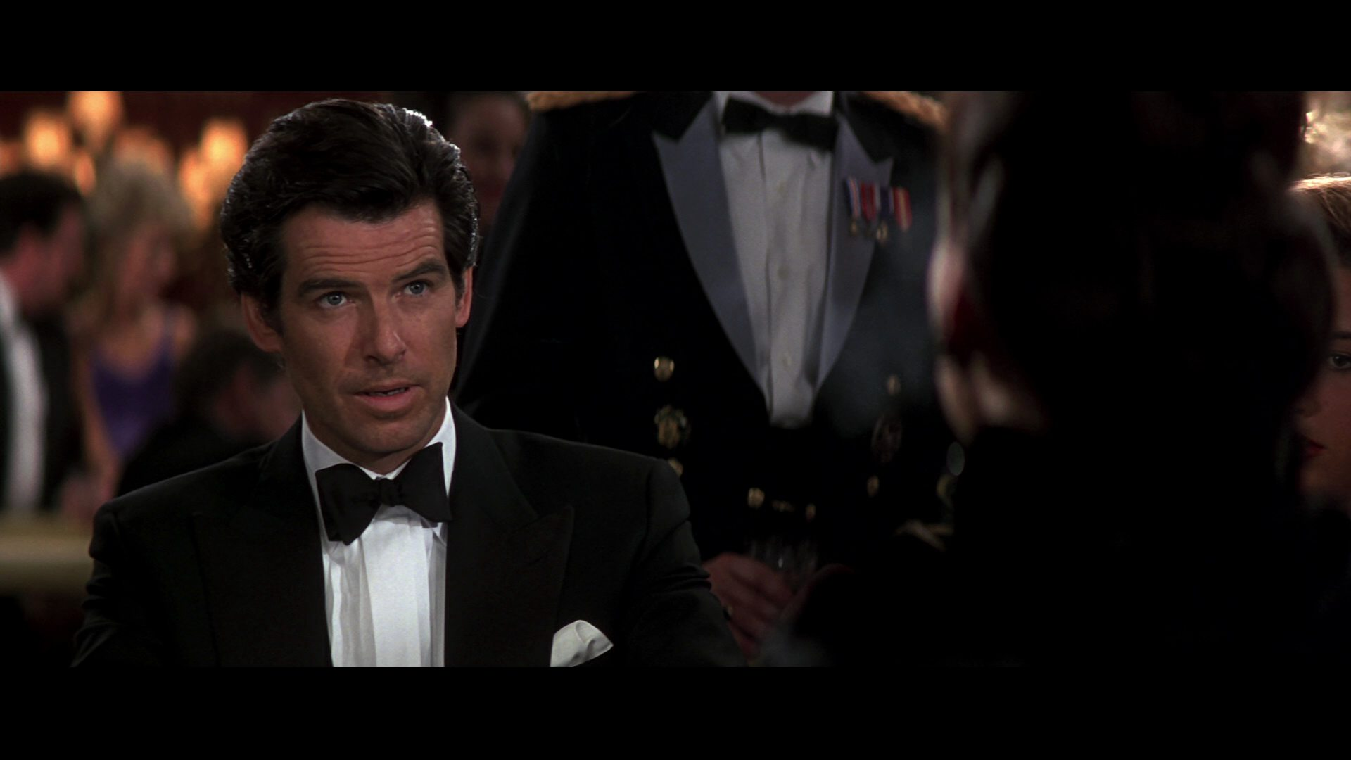 Pierce Brosnan as James Bond, 007