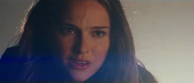 "Natalie Portman wakes the God of Thunder in ""Thor"""