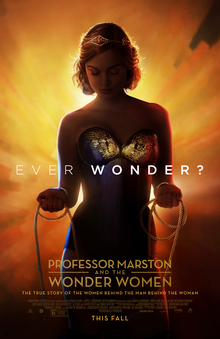 Professor Marston and the Wonder Women: movie review
