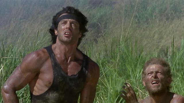 Rambo, First Blood Part II