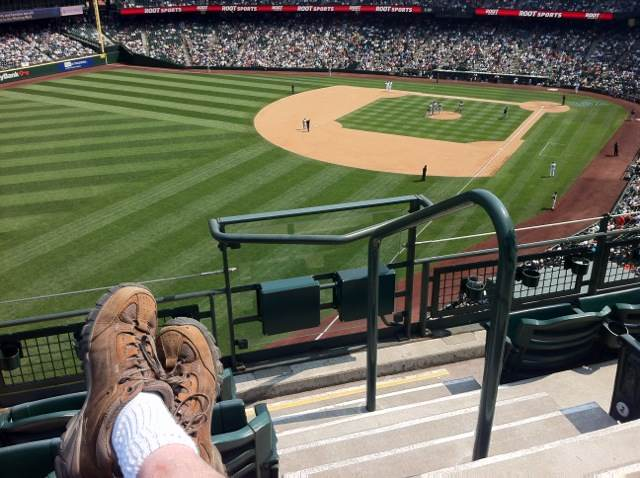 Safeco Field, July 8, 2015