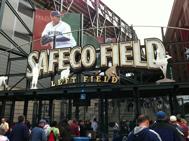 Safeco Field, September 2011