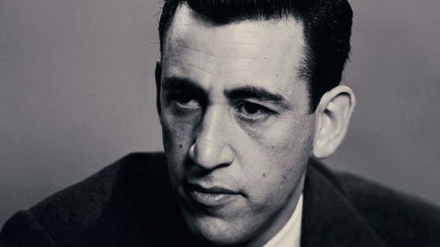 J.D. Salinger in the 1950s