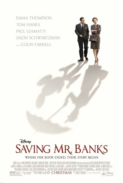 Saving Mr. Banks/ Mary Poppins