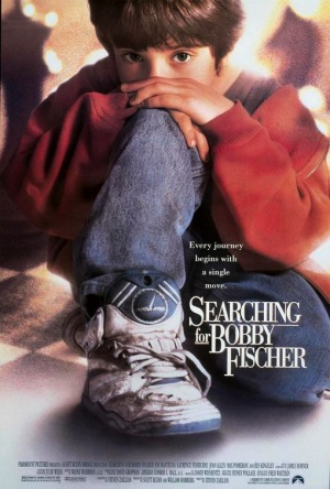 Poster: Searching for Bobby Fischer (1993)