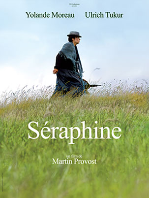 "Poster for ""Serapine"" starring Yolande Moreau"