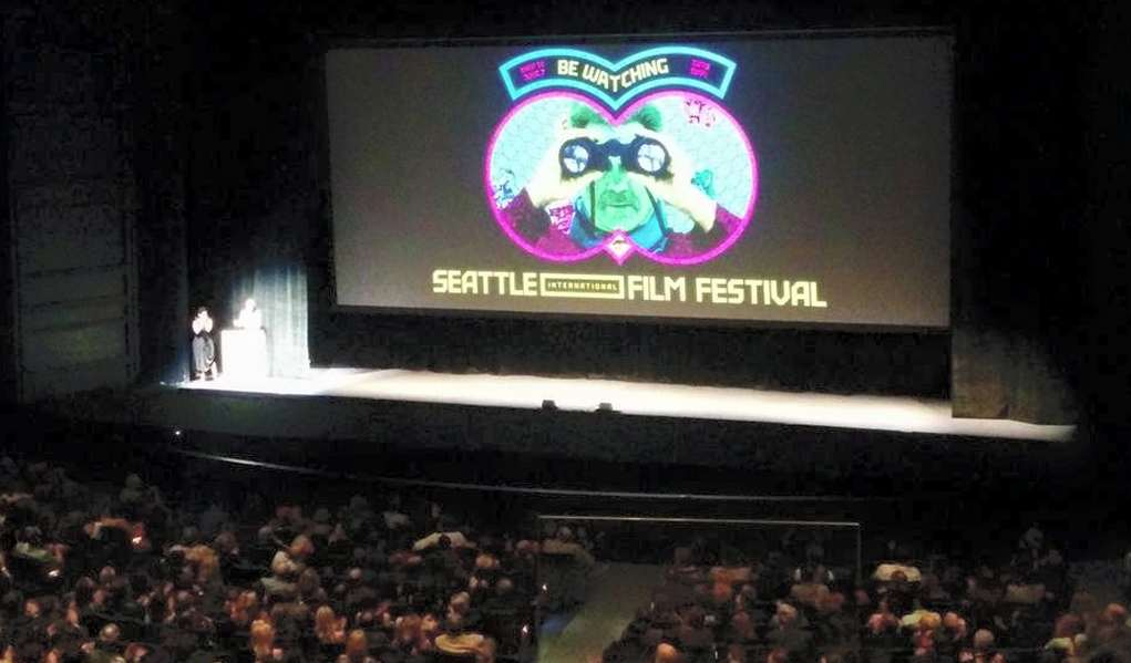 SIFF 2015 opening night