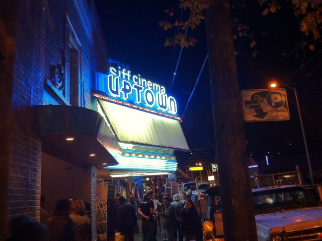 SIFF Uptown Theater decked out for its grand reopening: Thursday, Oct. 20, 2011
