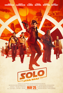 movie review for Solo: A Star Wars Story