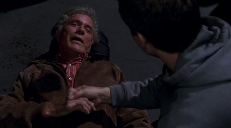 The death of Uncle Ben