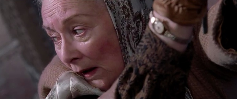 Aunt May (Rosemary Harris) in Spider-Man 2