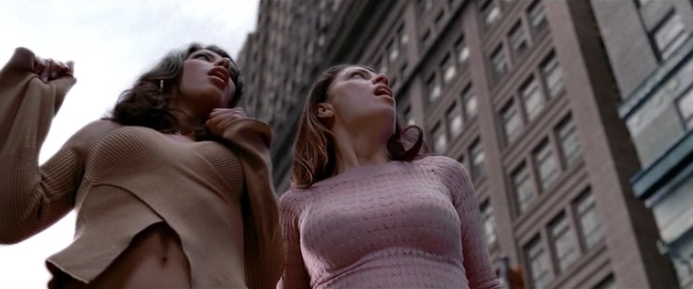hot girls in Spider-Man 2