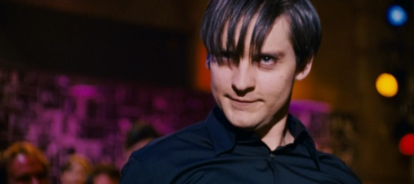 Spider-Man 3: hitler haircut
