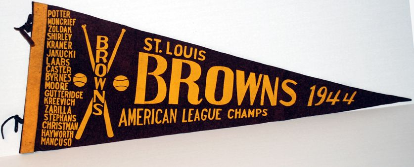St. Louis Browns 1944 pennant