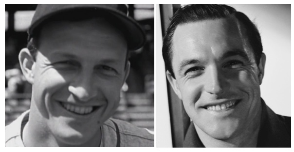 Stan Musial and Gene Kelly: Separated at Birth?