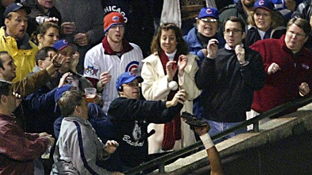 Steve Bartman in 2003