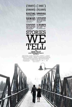 Stories We Tell by Sarah Polley