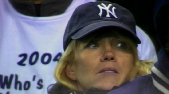 Sad Yankees fan