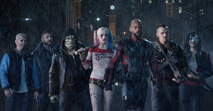 Suicide Squad: all wet